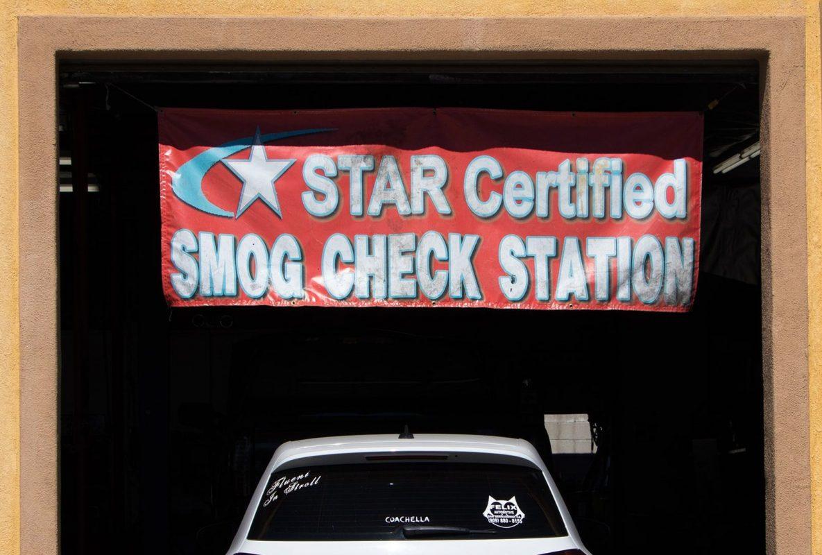 San Bernardino Smog Station Star Certified